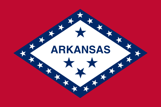 Arkansas - state flag