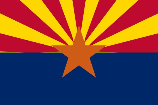 Arizona - state flag