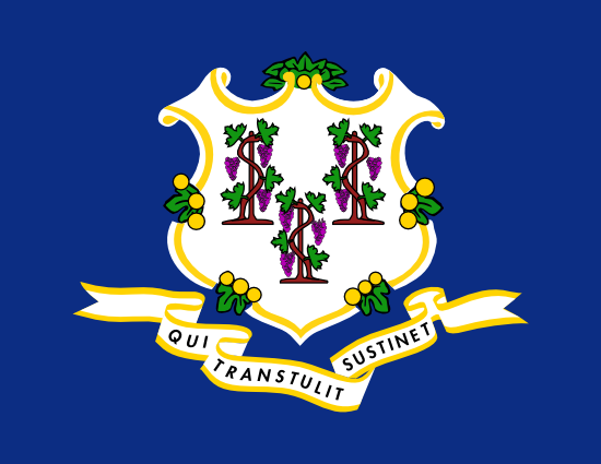 Connecticut - state flag