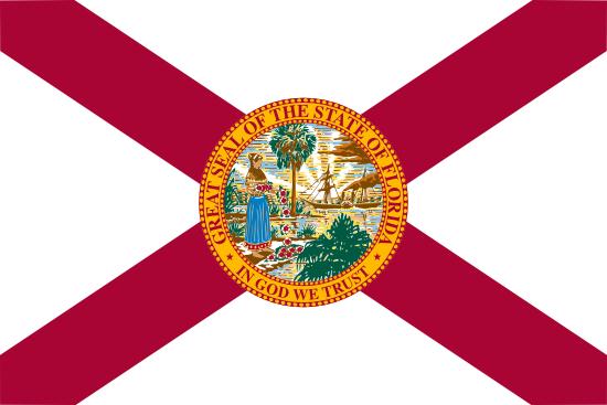 Florida - state flag