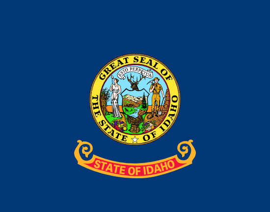Idaho - state flag