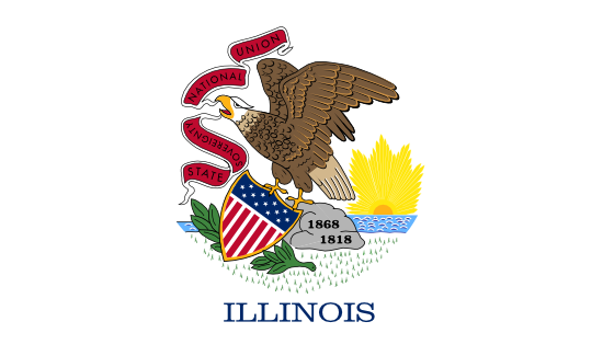 Illinois - state flag