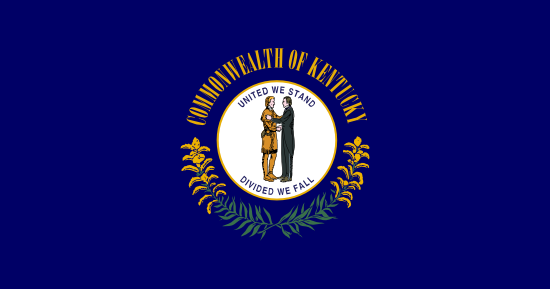 Kentucky - state flag