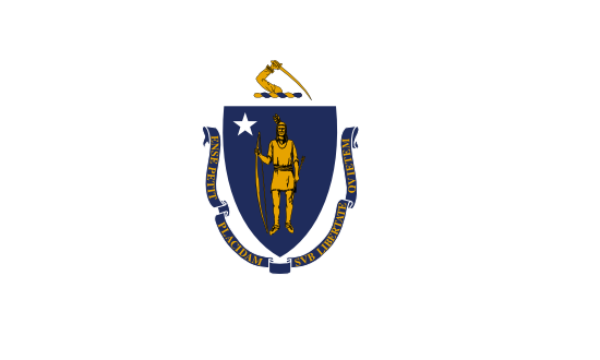 Massachusetts - state flag