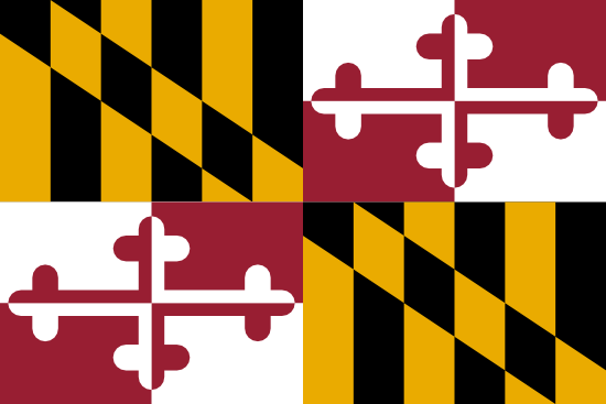 Maryland - state flag