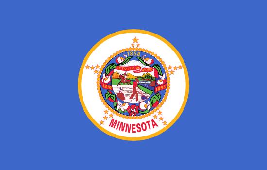Minnesota - state flag
