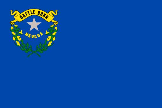 Nevada - state flag