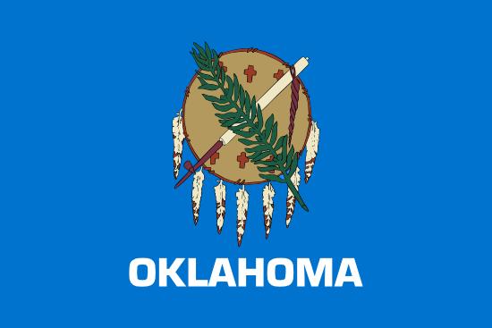 Oklahoma - state flag