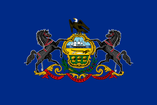 Pennsylvania - state flag