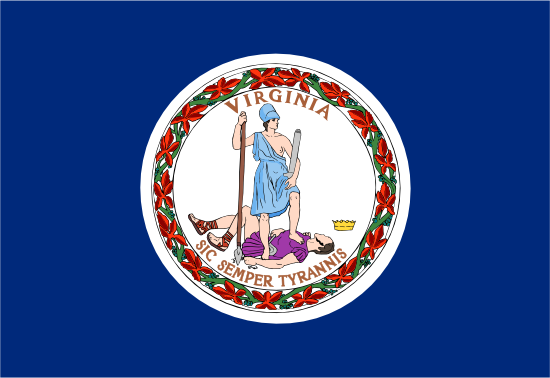 Virginia - state flag