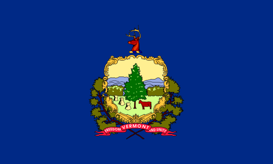 Vermont - state flag